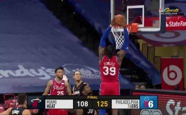Всичко най-интресно от изминалата нощ в НБА