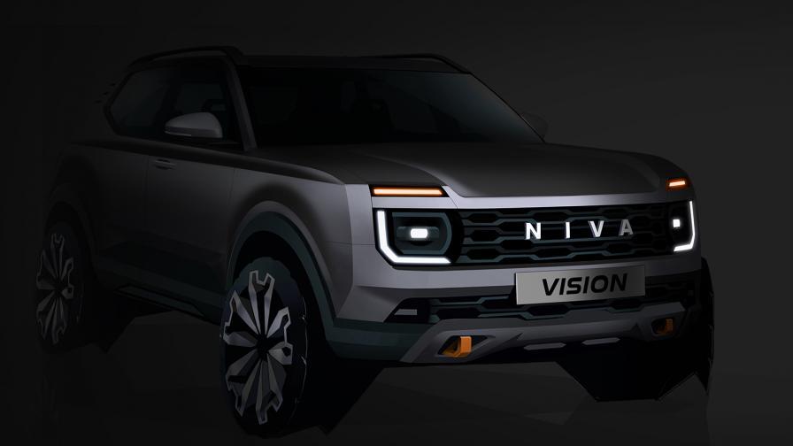 LADA Niva Vision