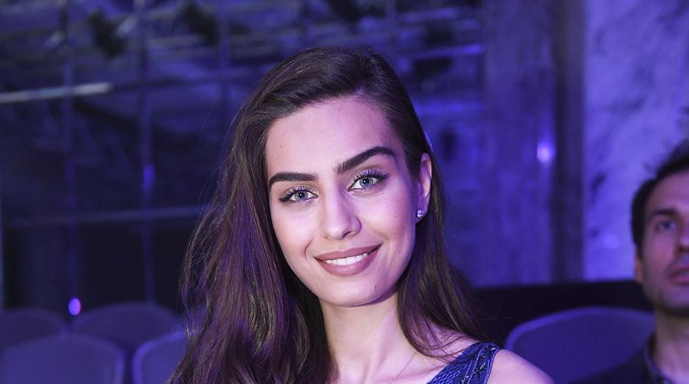 Актрисата Амине Гюлше се връща на екран (ВИДЕО/СНИМКИ)