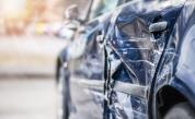 Удар между тролей и кола на НСО в София