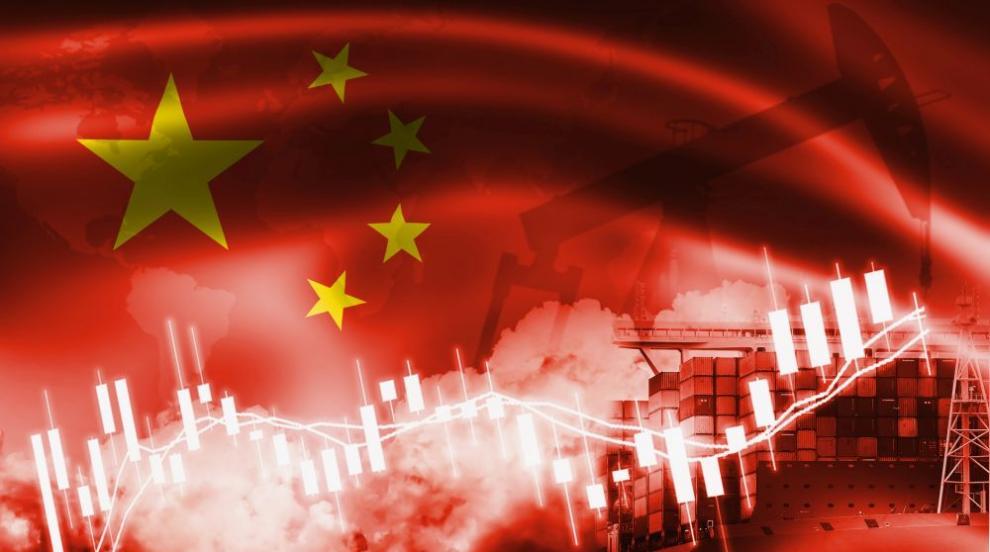 Китай с 2,3% икономически ръст и рекорден износ от $ 2,59...