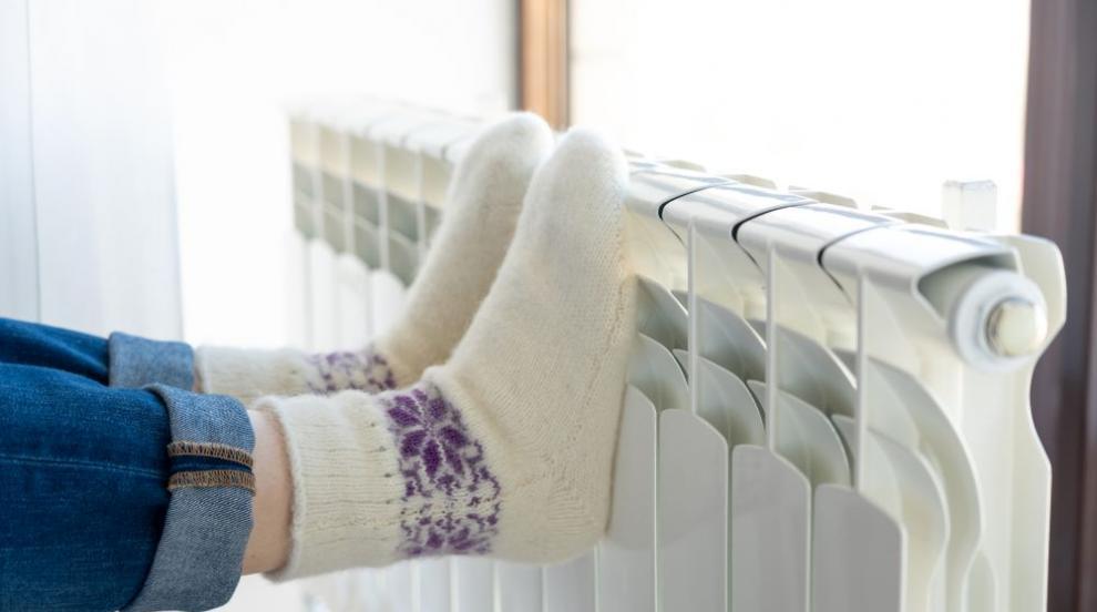 Жълт код за студ е в сила в цяла България днес