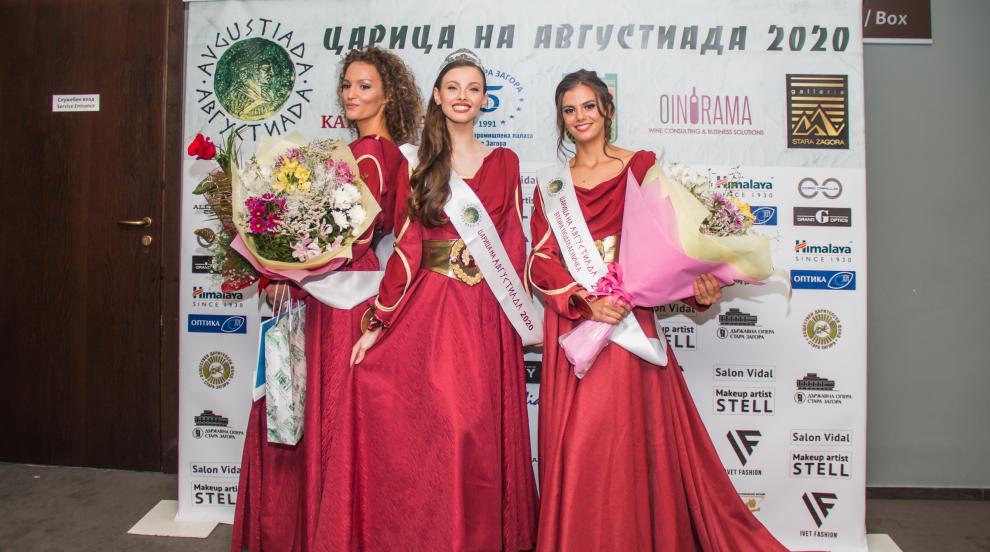 Царица Августиада в клип за промоция на българското вино (ВИДЕО)