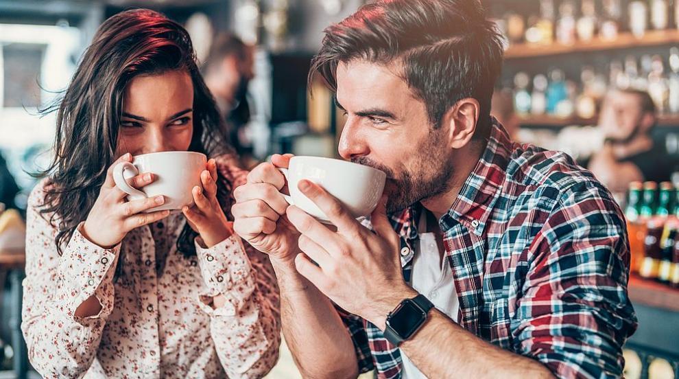 Кафето и черният шоколад правят хората щастливи