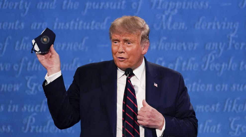 Тръмп на прощаване: Аз съм първият президент, който...