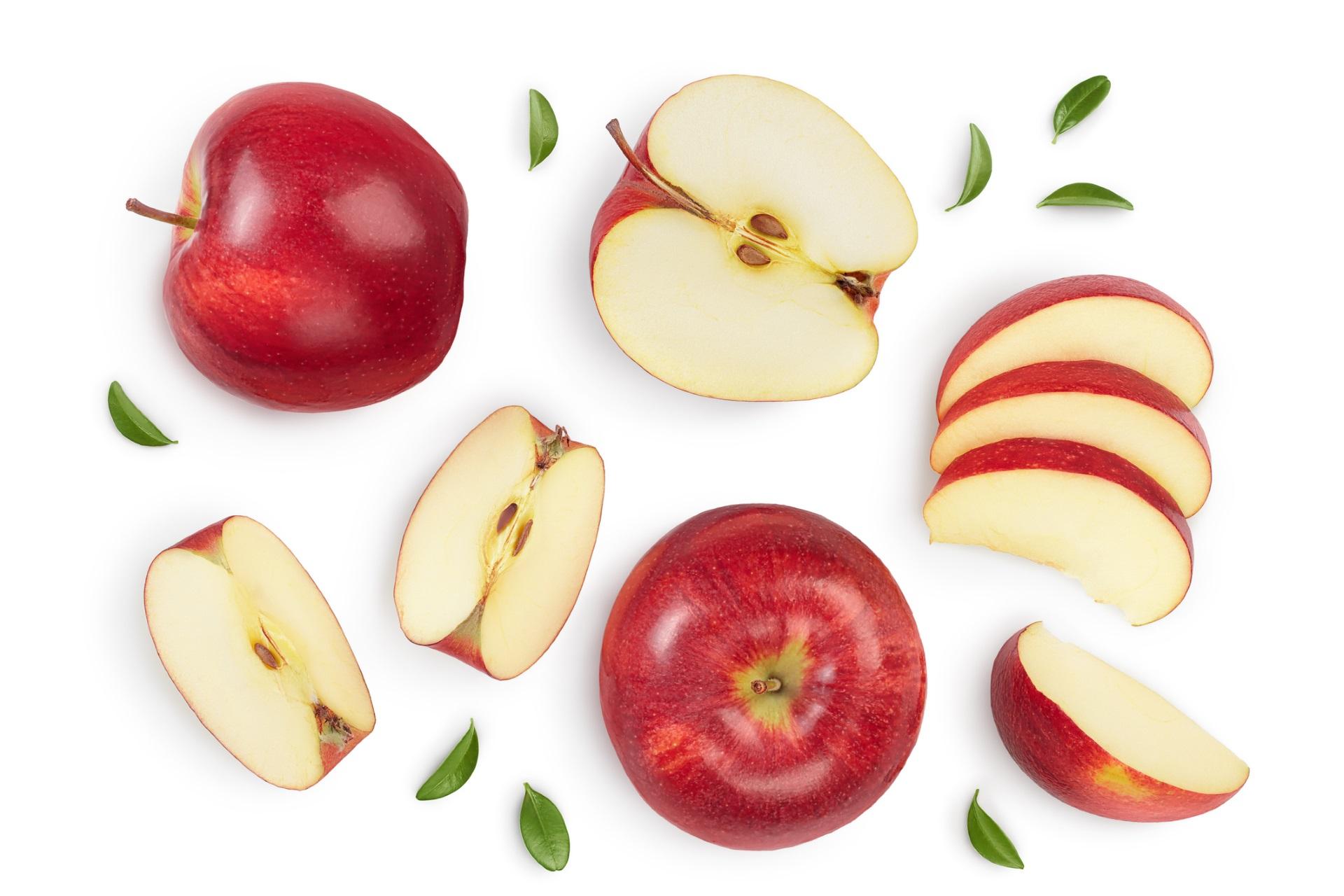 <p>Ще подобрите състоянието на стомаха си.&nbsp;Ябълките съдържат фибри, които балансират работата на червата и намаляват риска от заболявания като хемороиди, дивертикулит и някои видове рак.</p>