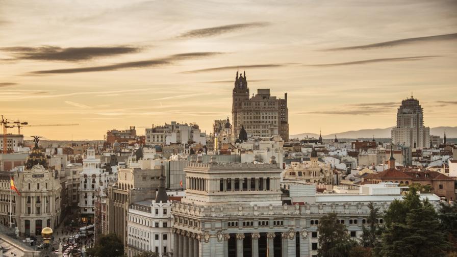 <p>Българин е сред загиналите при взрива в Мадрид</p>