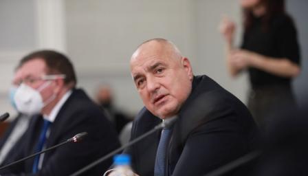 Борисов: Ресторантьорите да си спомнят, че преди месец нямаше легла в бол ...