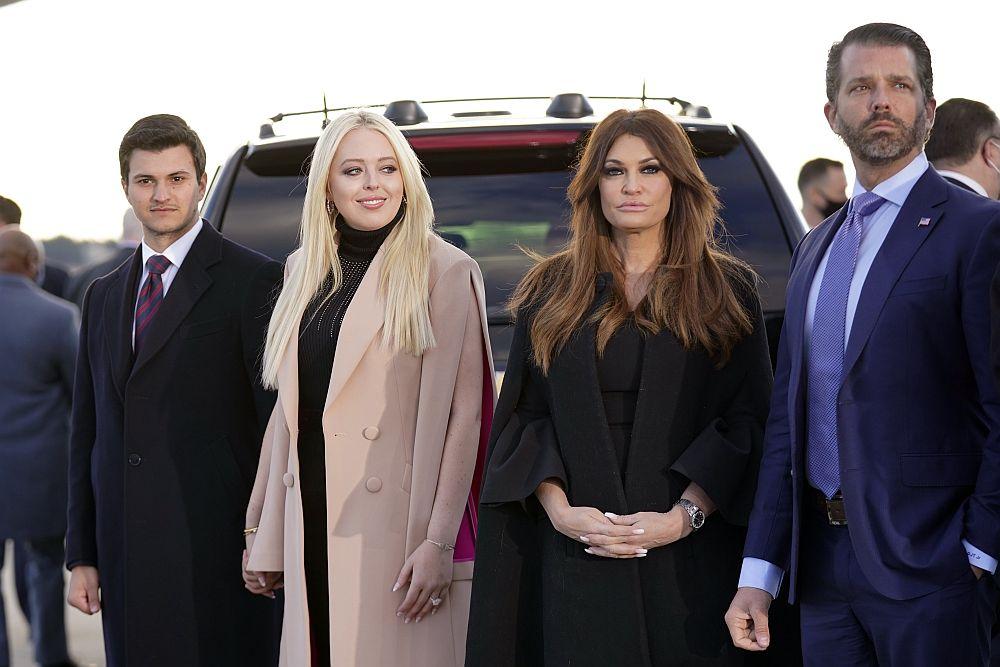 Как децата на Доналд Тръмп се изнесоха от Белия дом