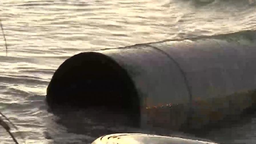 Aвария с тръбопровод за отпадни води във Варненското езеро