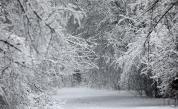 Тежка зимна обстановка, условия за виелици през нощта