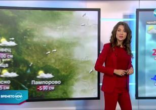 Прогноза за времето (27.01.2021 - централна емисия)