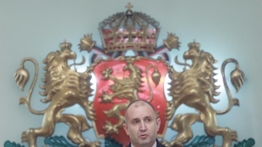 Радев:  България рискува да загуби автономност