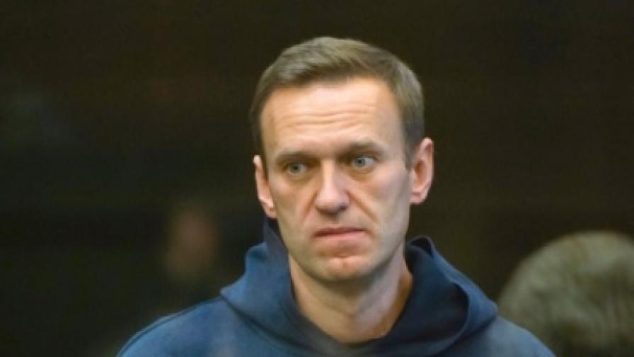 Стана ясно къде е Навални