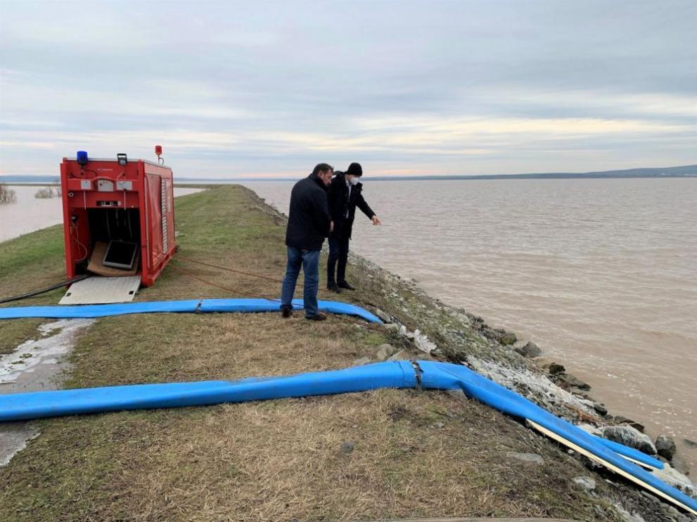 """Резултат с изображение за """"Кметът Димитър Николов предлага да се отпусне помощ за пострадалите от наводненията в Димчево"""""""