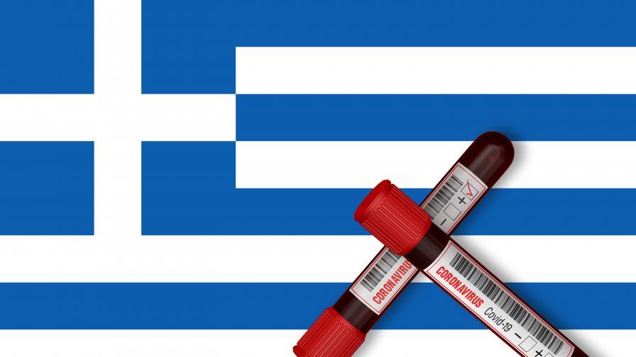 Гърция въвежда строги наказания за фалшиви COVID тестовe