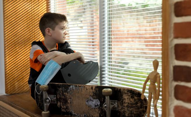 Тревога, локдаунът се отразява пагубно на децата ни