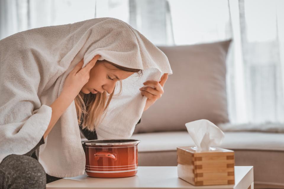 хрема настинка болест