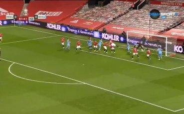 Манчестър Юнайтед - Уест Хям 1:0 /репортаж/