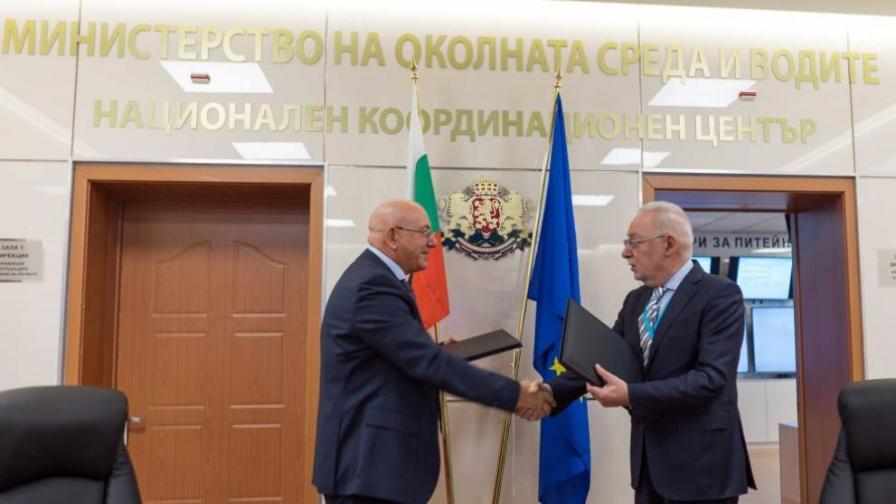 МОСВ и БСК ще работят заедно за ограничаване на незаконните превози на отпадъци