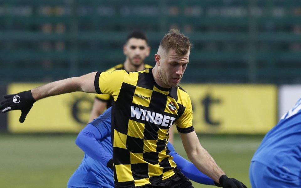 Отборът на Ботев Пловдив приема Монтана в мач от 19-ия