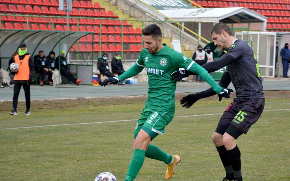 Ботев Враца приема третодивизионния Черноморец Балчик в 1/16-финален мач за
