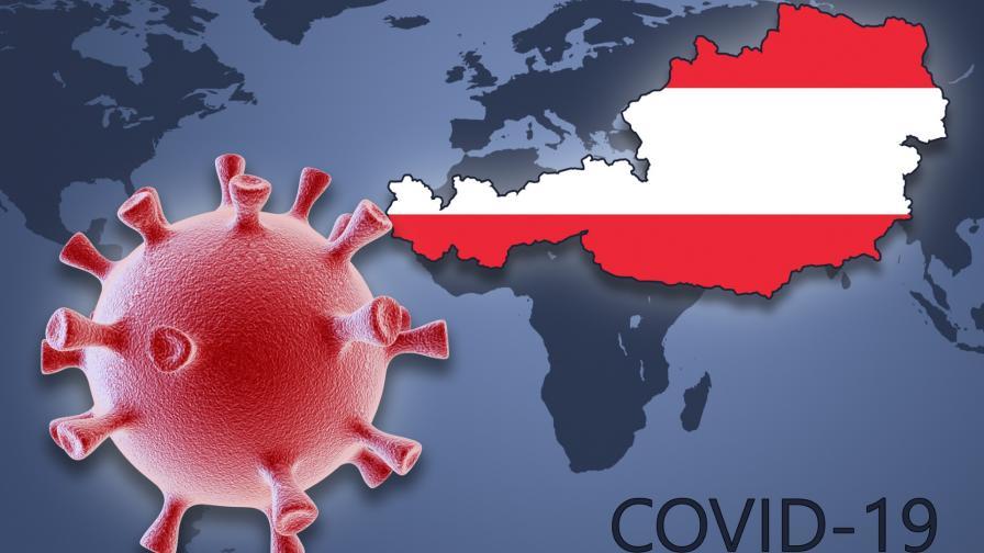 <p>Виена тества за COVID-19 и с гаргара</p>