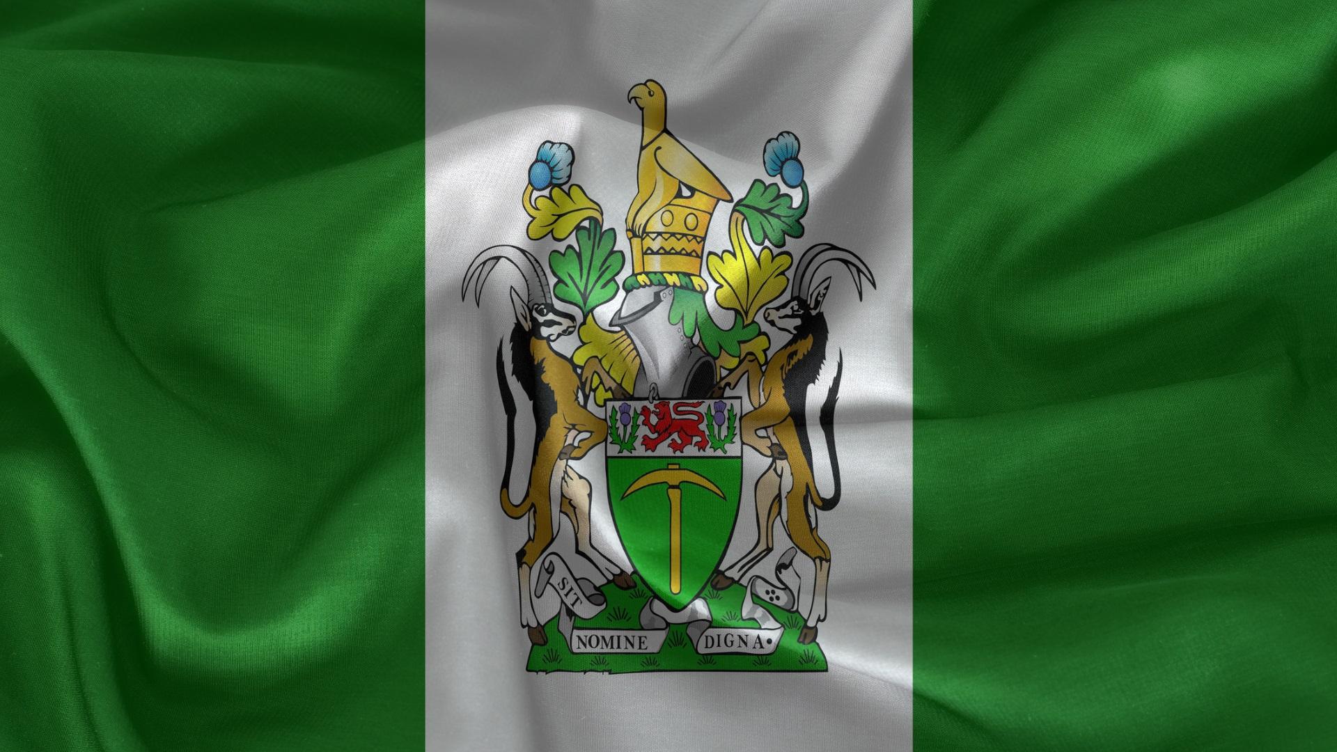 <p><strong>Родезия</strong></p>  <p>Разположена в централната част на Африка Родезия, позната днес като Зимбабве и Замбия, се самопровъзгласява за държава през 1965 г., но не е международно призната за такава. Родезия се администрира от британска южноафриканска компания, търсеща злато, мед и въглища, докато страната придобива независимост през 1979 г. след 14-годишната Родезийска война на Буш.</p>