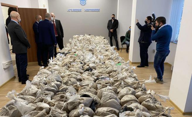 Във Варна разкриха хероин за 32 млн. лева