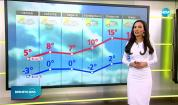 Прогноза за времето (19.02.2021 - сутрешна)