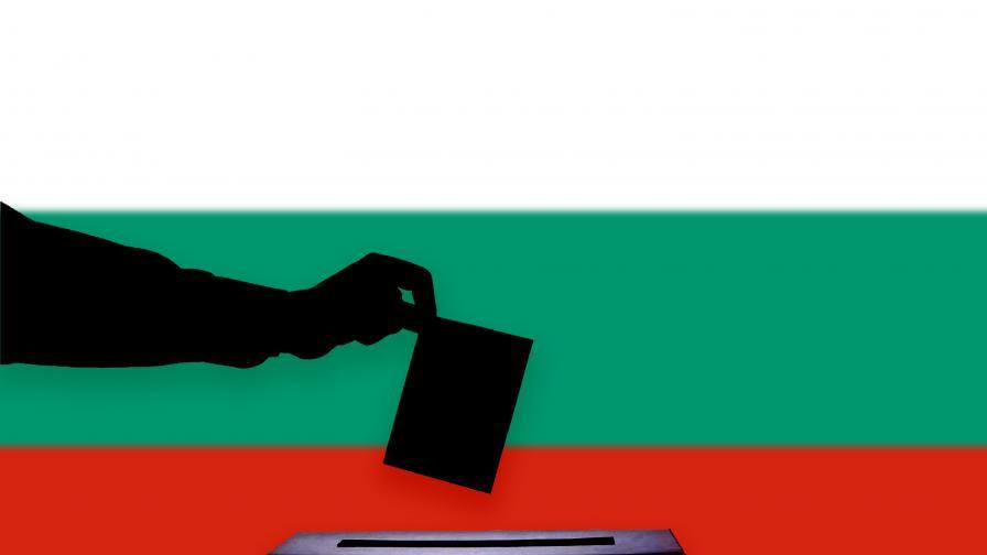 Къде се съхраняват машините за гласуване