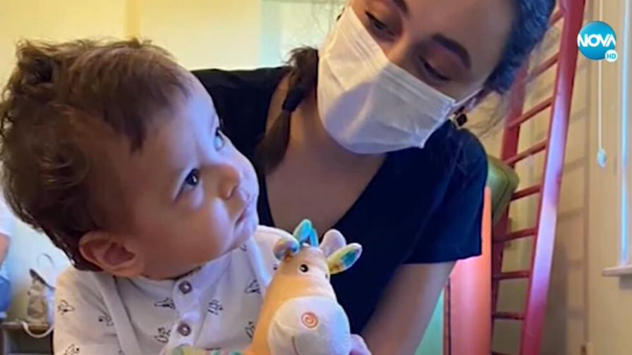 Разследване: Защо фондация задържа 30% от парите, дарени за болно дете