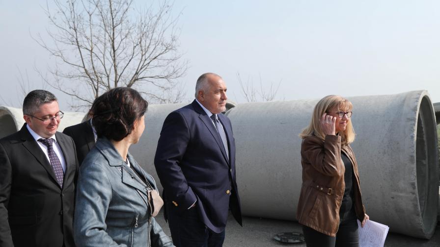 Отстранена от партията на Слави, водач на листа за ГЕРБ