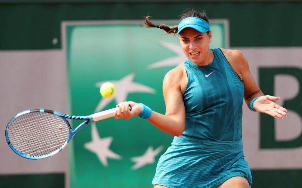 Тенисът е прекрасен спорт, който дава поле за развитие, както