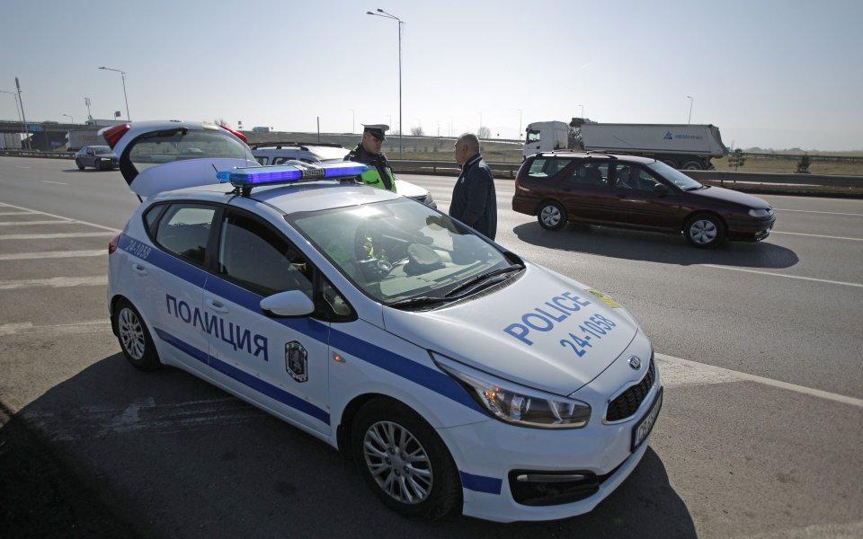 Специални полицейски мерки ще важат преди и по време на дербито Лудогорец - ЦСКА