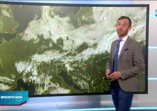 Прогноза за времето (27.02.2021 - обедна емисия)