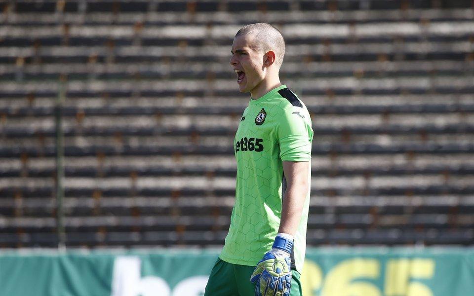 Трима от най-младите вратари в efbet Лига намериха място в