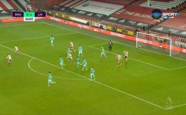 Шефилд Юнайтед - Ливърпул 0:2 /репортаж/