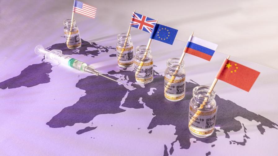 Русия и Китай: Влияние чрез дипломация на ваксините