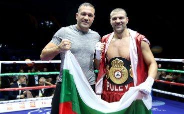 Кубрат и Тервел се срещнаха с фенове в Благоевград