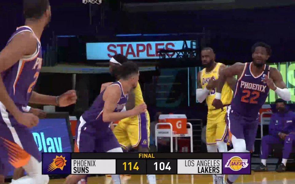 Снимка: Най-важното в NBA от изминалата нощ