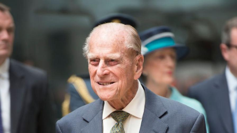 Погребват принц Филип на 17 април в тесен семеен кръг