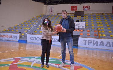 Посланикът на САЩ в България се срещна с баскетболните ни герои