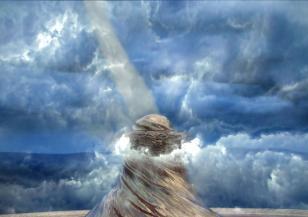 Учени засякоха електромагнитно торнадо