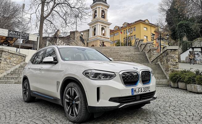 BMW iX3 е част от новото нормално (тест драйв)