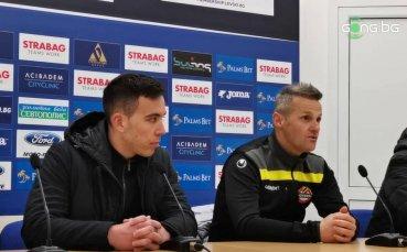 Азрудин Валентич: Можем да съжаляваме за многото пропуснати шансове