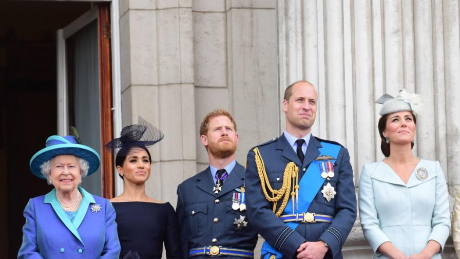 Скандалите в британското кралско семейство
