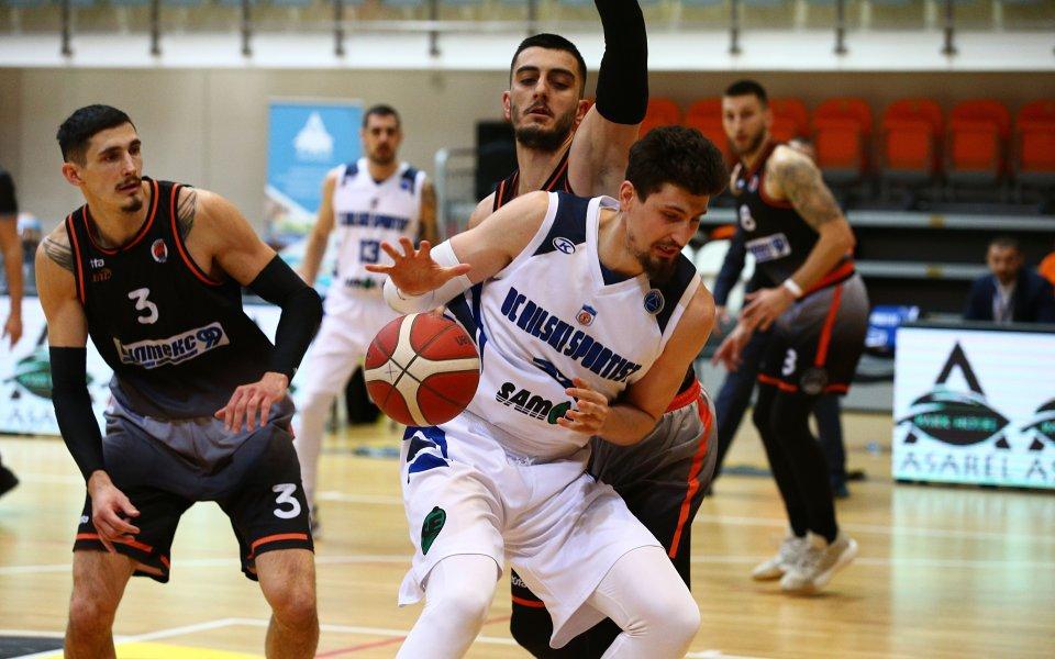 Рилски спортист се класира с лекота на полуфинал за Купата на България