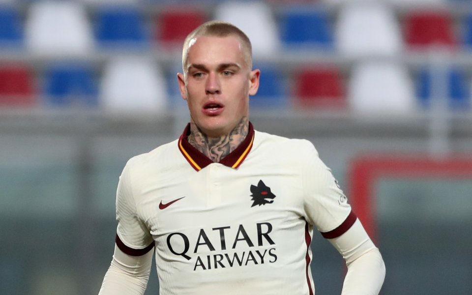 От Рома обявиха нова сделка със защитника Рик Карсдорп. 26-годишният