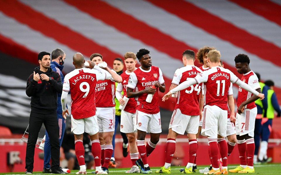 Арсенал приема една от изненадите в Лига Европа тази година